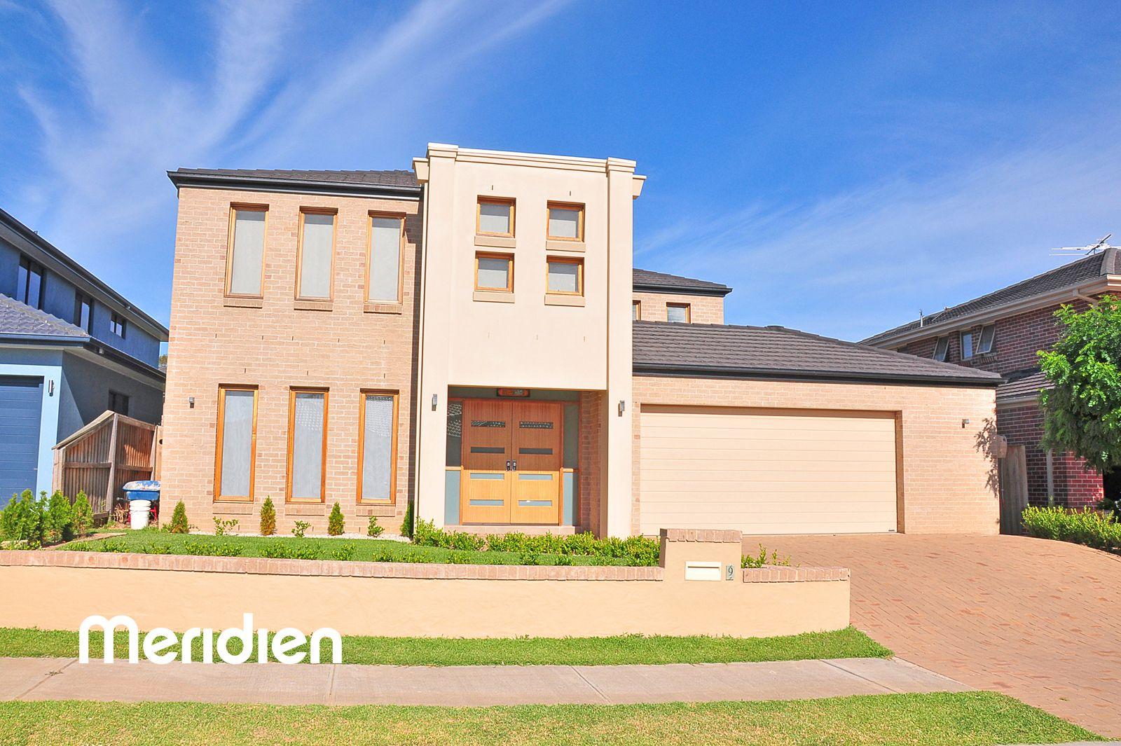 9 Honeyeater Crescent, Beaumont Hills NSW 2155, Image 0