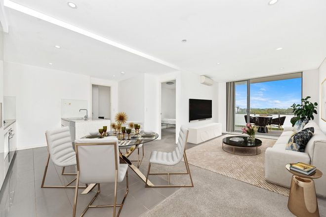 Picture of 509/9 Hilts Road, STRATHFIELD NSW 2135