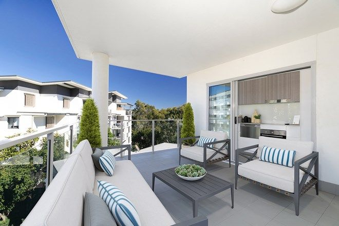 Picture of 23/25 Colton Avenue, LUTWYCHE QLD 4030