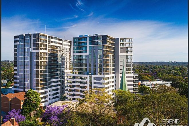 Picture of B1602/38 Oxford St, EPPING NSW 2121
