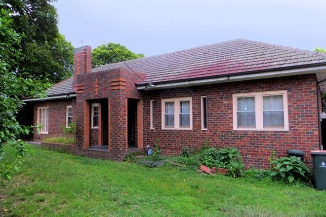 Picture of 809 High St, KEW EAST VIC 3102