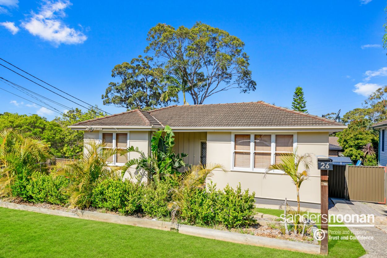 26 Boatwright Avenue, Lugarno NSW 2210, Image 0