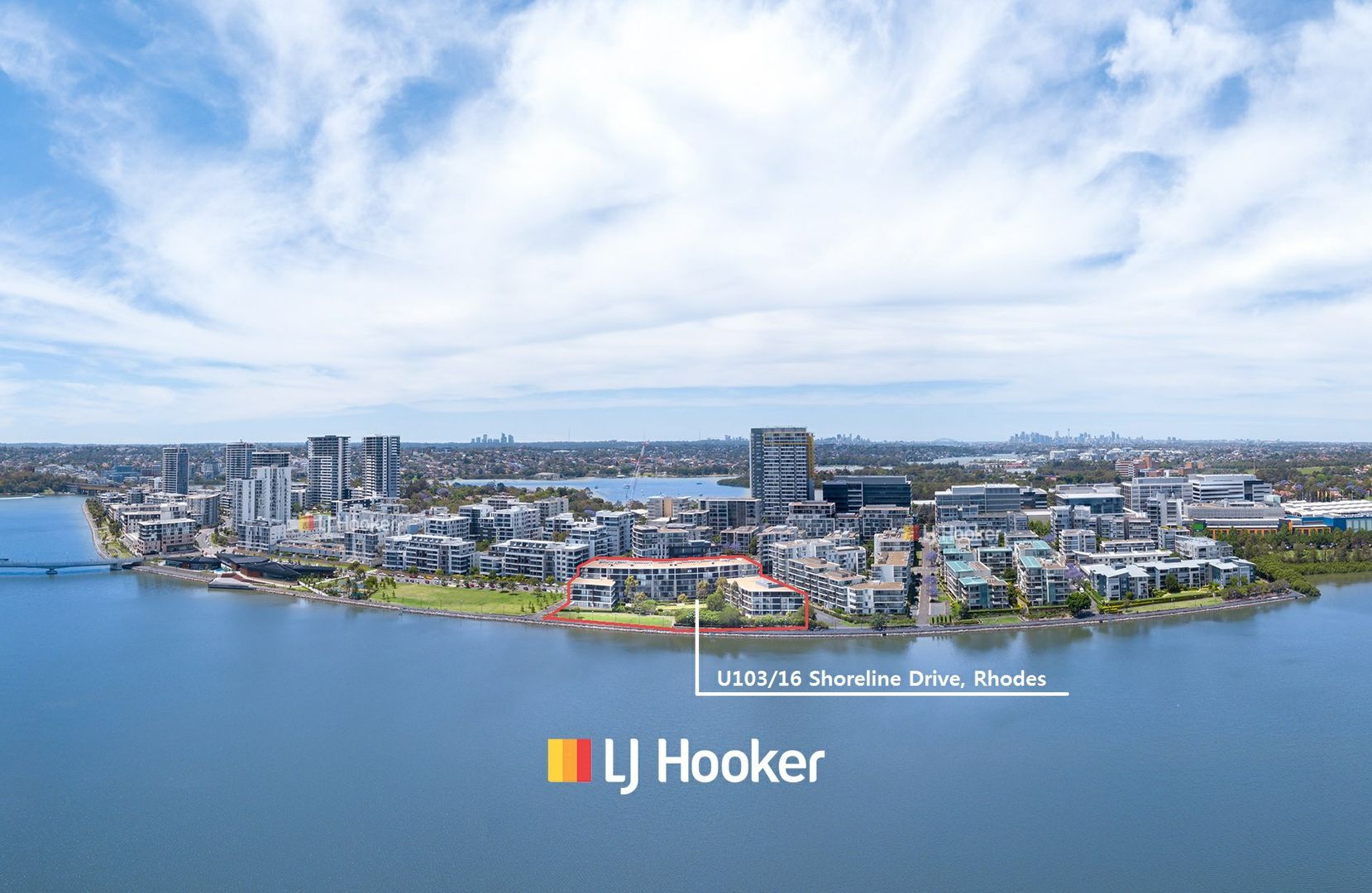 103/16 Shoreline Drive, Rhodes NSW 2138, Image 0