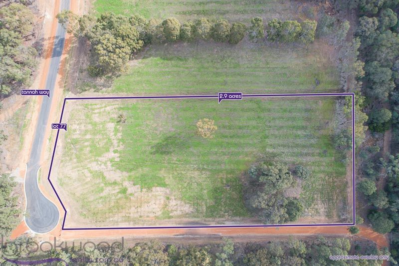 Proposed Lot 77/445 Tannah Way, Mount Helena WA 6082, Image 0