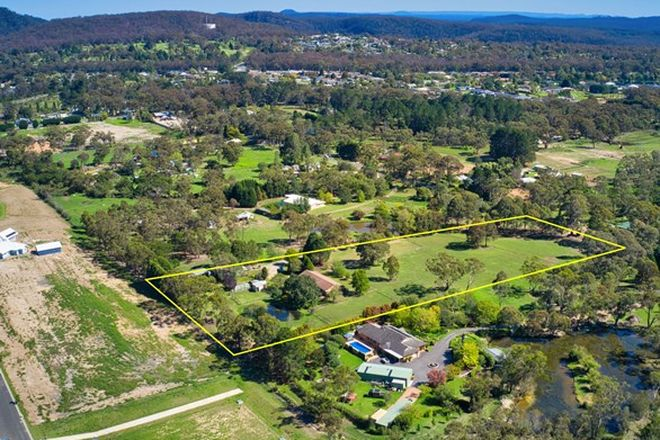 Picture of 51 Inkerman Road, BALACLAVA NSW 2575