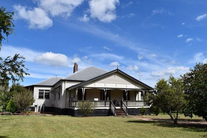 Picture of 7978 Mount Lindesay Road, LEGUME NSW 2476