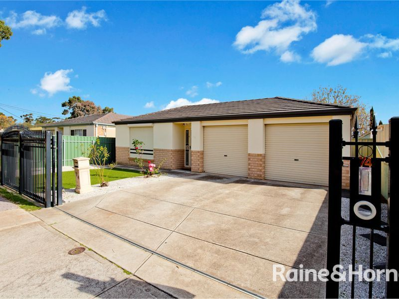 74 Hunter Crescent, Salisbury North SA 5108, Image 0