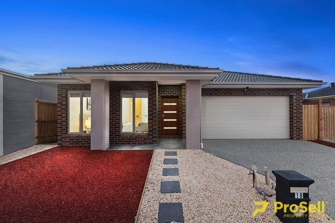 Picture of 18 Trent Crescent, CHARLEMONT VIC 3217