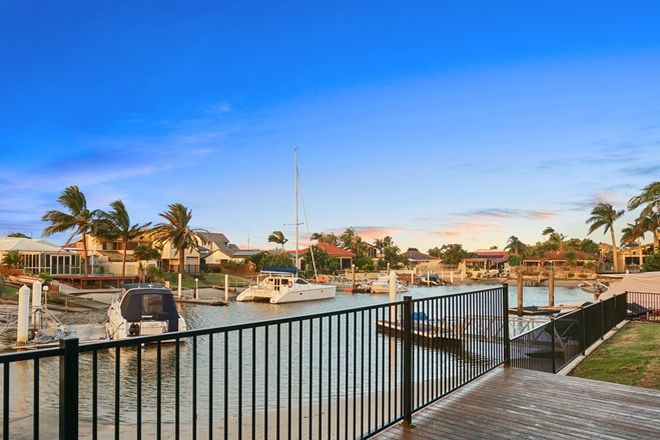 Picture of 5 Wills Court, PARADISE POINT QLD 4216