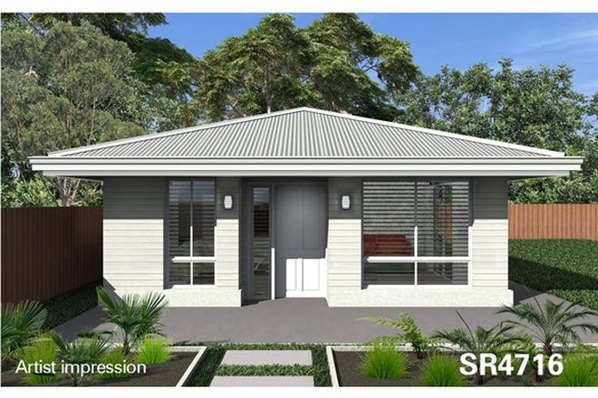 Picture of Lot 121, 7a Park Street, WILSONTON QLD 4350