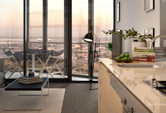 Picture of 25.07/103 South Wharf Drive, Docklands