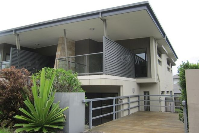 Picture of 3/18 Menton Avenue, VARSITY LAKES QLD 4227