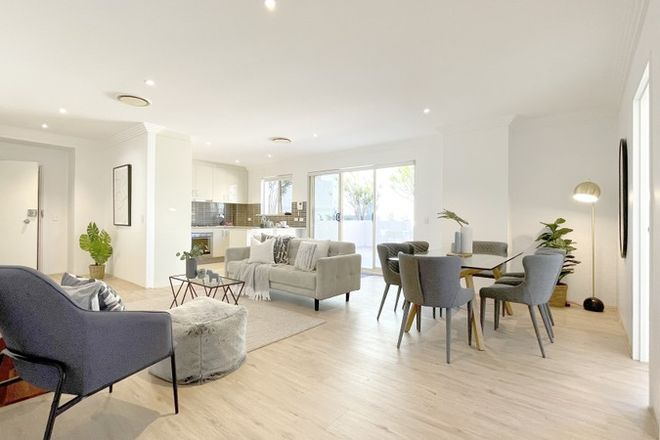 Picture of 27/2-4 Station Street, HOMEBUSH NSW 2140