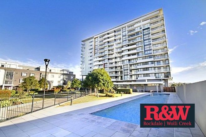 Picture of B308/35 Arncliffe Street, WOLLI CREEK NSW 2205