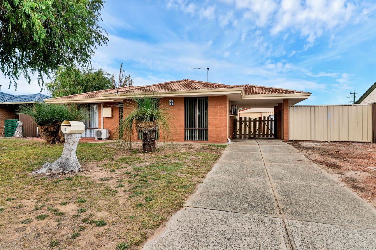 4 Newell Place, Cooloongup WA 6168, Image 0