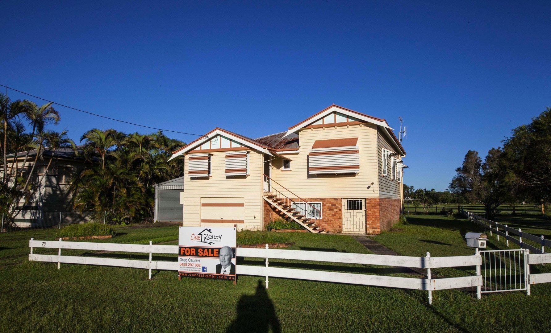 79 Saltwater Creek Rd, Maryborough QLD 4650, Image 1
