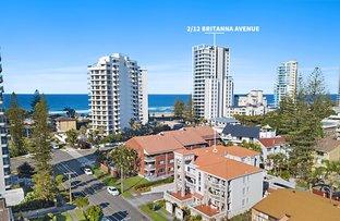 Picture of 2/12-14 Britannia Avenue, Broadbeach QLD 4218
