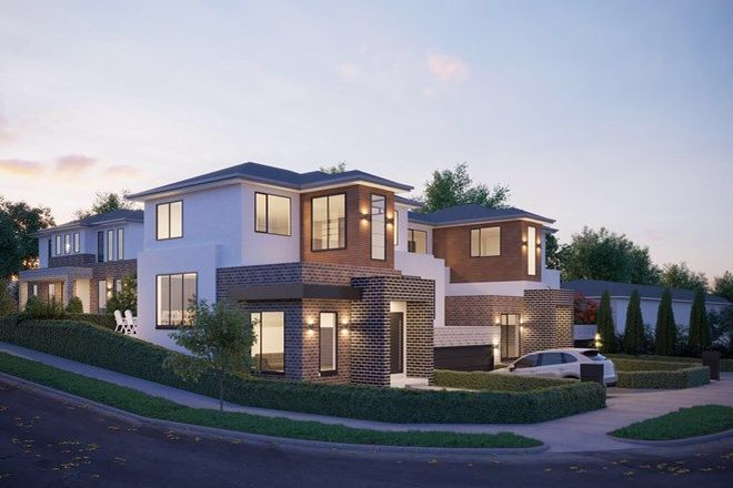 Picture of 2-4/22 Runnymede Street, DONCASTER EAST VIC 3109