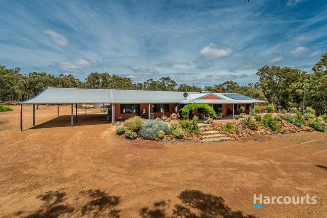 Picture of 14 Leschenaultia Drive, CHITTERING WA 6084