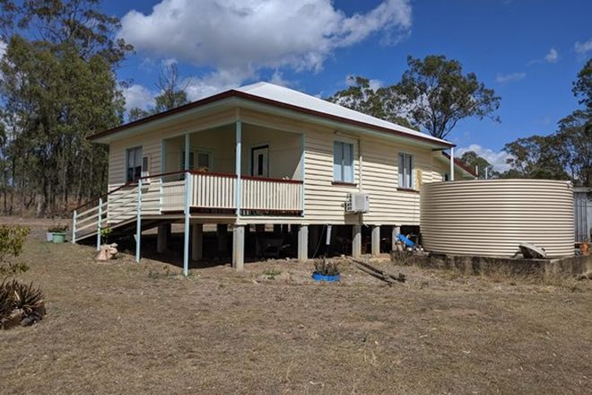 Picture of 241 Old Toowoomba Road, PLACID HILLS QLD 4343