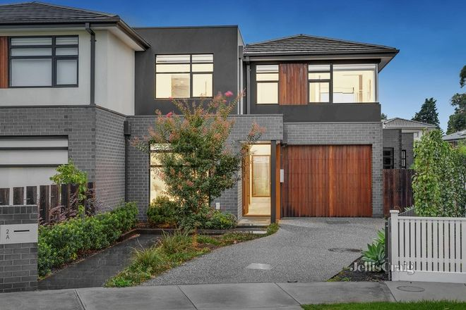 Picture of 2a Patricia Street, BENTLEIGH EAST VIC 3165