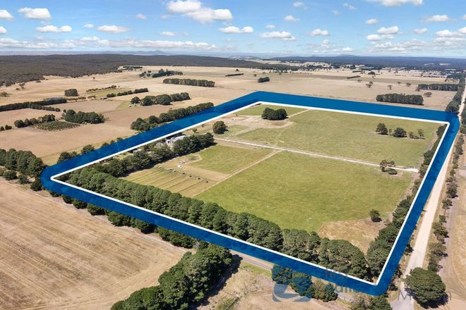 Picture of 400 Brisbane Ranges Road, MOUNT WALLACE VIC 3342
