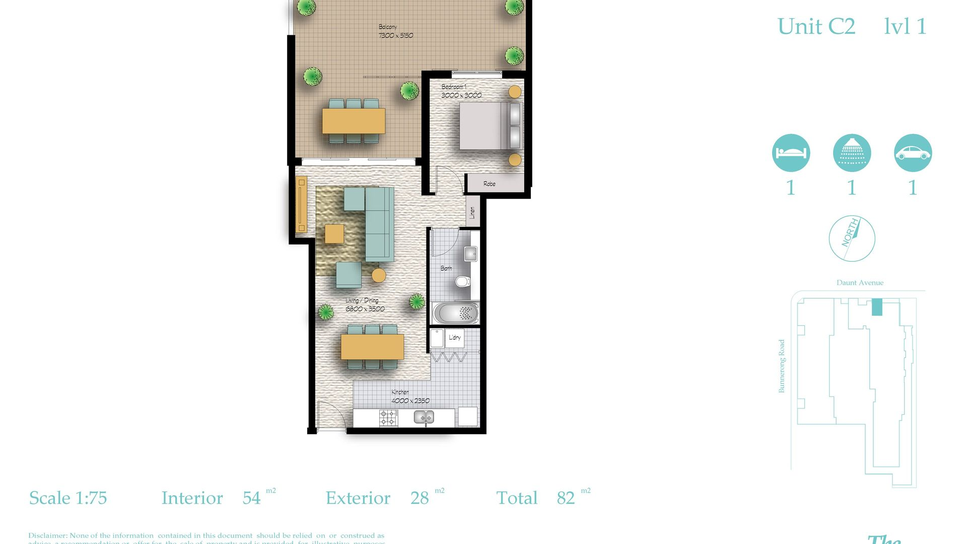 C2/1-5 Daunt Avenue, Matraville NSW 2036, Image 9