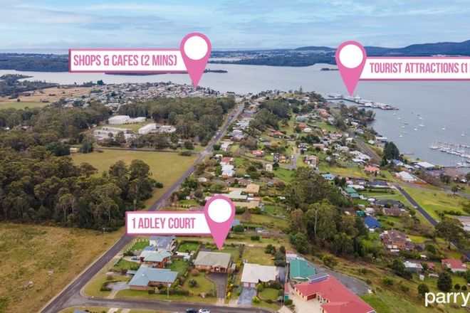Picture of 1 Adley Court, BEAUTY POINT TAS 7270