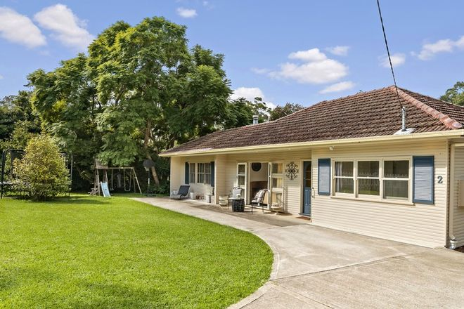Picture of 2 Kooloona Crescent, WEST PYMBLE NSW 2073