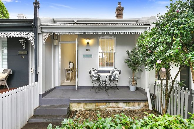 Picture of 36 Myrtle Street, NORTH SYDNEY NSW 2060
