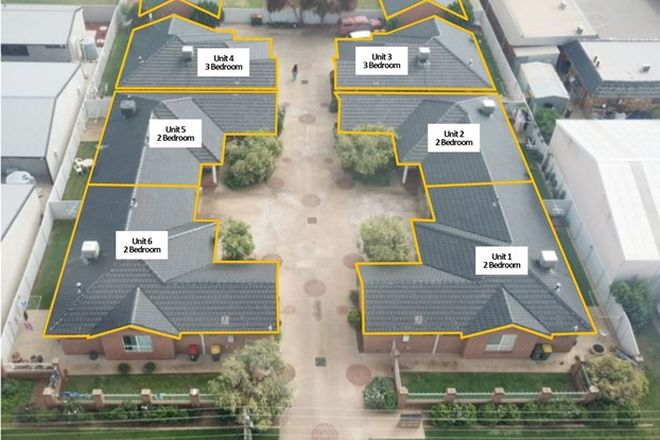 Picture of 1-6/7 Belford Road, GRIFFITH NSW 2680