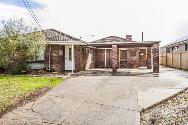 Picture of 228B Station Street, EAST CANNINGTON WA 6107