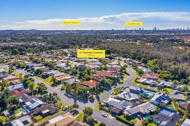 Picture of 41 Hastings Crescent, CARRARA QLD 4211