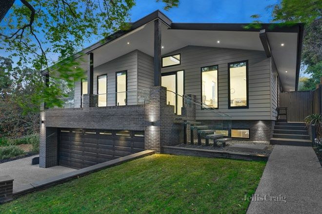 Picture of 16 McFarlane Street, MONTMORENCY VIC 3094