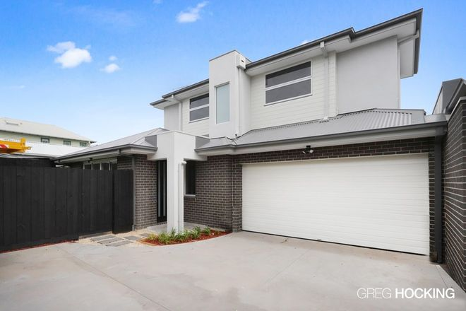 Picture of 2/407 Geelong Road, KINGSVILLE VIC 3012
