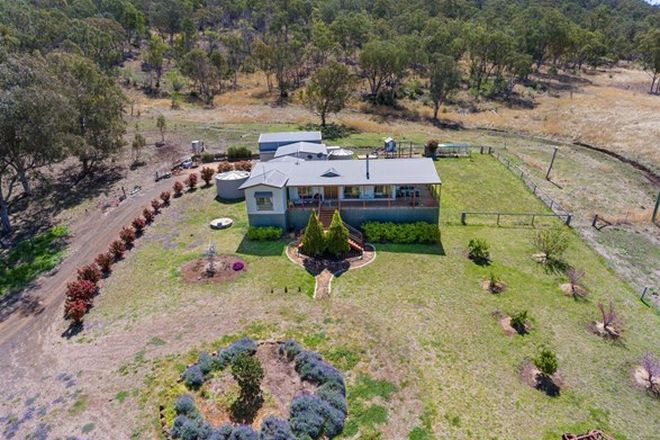 Picture of 109 School Gully Rd, GOOMBURRA QLD 4362