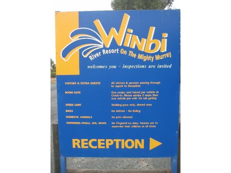 Unit 20 1 Winbi River Resort Winbi Lane Moama Nsw 2731 Apartment