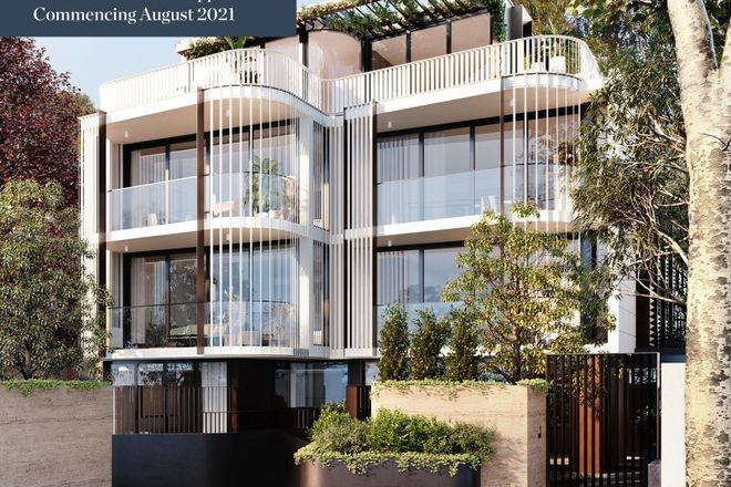 Picture of G.01/91 Alexandra Avenue, SOUTH YARRA VIC 3141