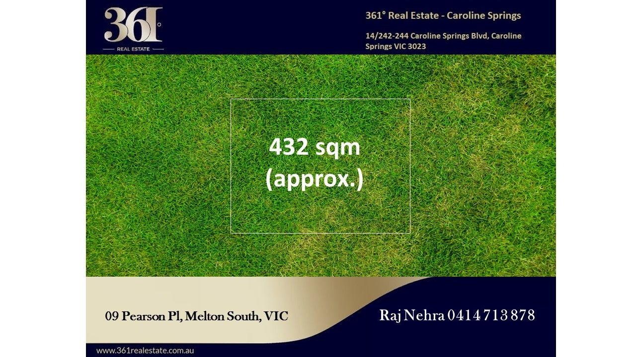 9 Pearson Place, Melton South VIC 3338, Image 0