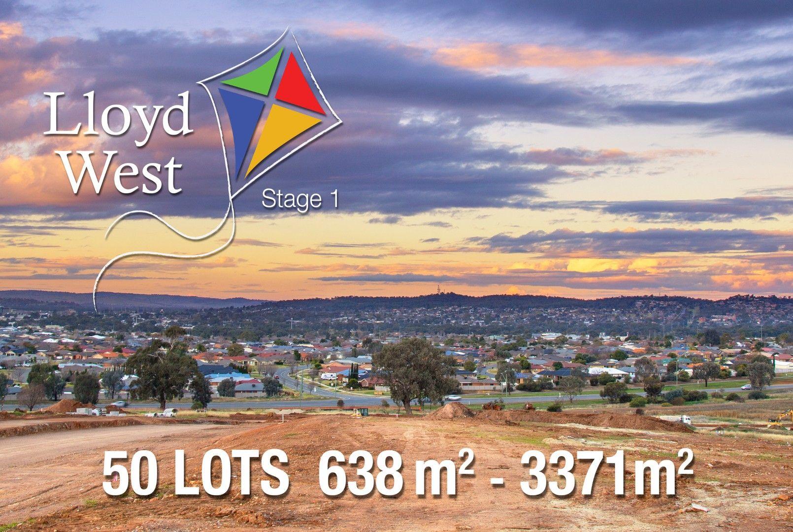 Lloyd West Stage 1, Lloyd NSW 2650, Image 0
