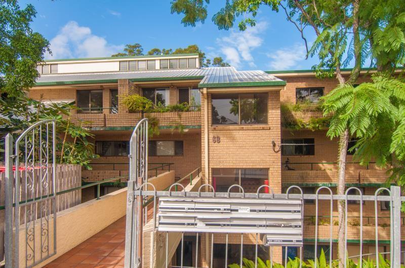 6/68 Latrobe terrace, Paddington QLD 4064, Image 0