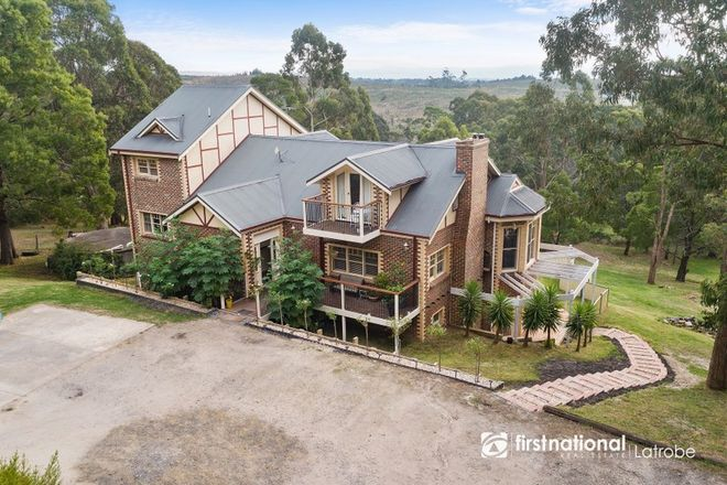 Picture of 70 Salisbury Lane, HAZELWOOD SOUTH VIC 3840