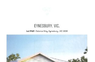 lot 11169 Delance Way, Eynesbury VIC 3338