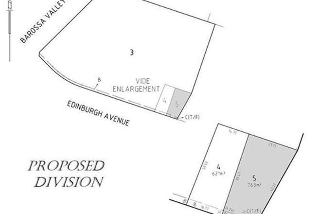 Picture of Lot 5 Edinburgh Avenue, TANUNDA SA 5352