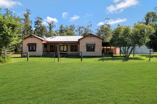 Picture of 503 Simpsons Creek Road, BETE BOLONG VIC 3888