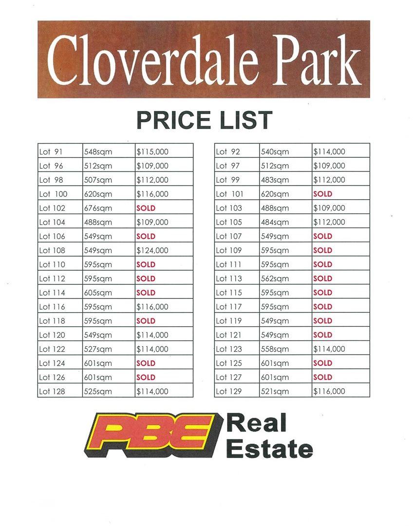 Lot 122 Cloverdale Park, Dalyston VIC 3992, Image 2