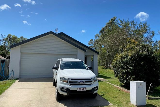Picture of 50 Armstrong Beach Road, ARMSTRONG BEACH QLD 4737
