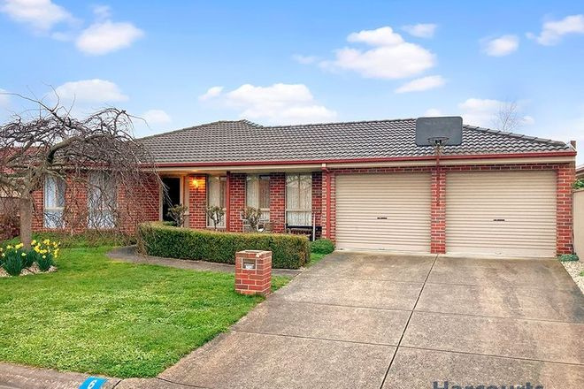 Picture of 6 Leroy Street, DELACOMBE VIC 3356