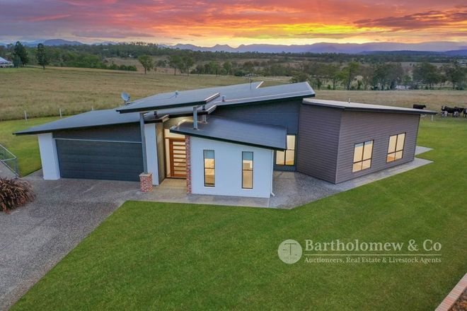 Picture of 245 Milbong Road, ANTHONY QLD 4310