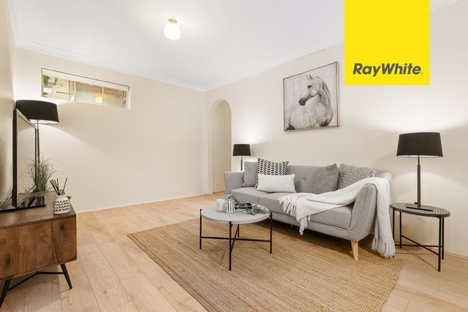 Picture of 13/6-10 First Avenue, EASTWOOD NSW 2122